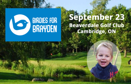 Birdies for Brayden @ Beaverdale Golf Club | Cambridge | Ontario | Canada