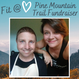 Fit @ Heart's Pine Mountain Trail Fundraiser @ Pine Mountain, GA | Fort Atkinson | Wisconsin | United States